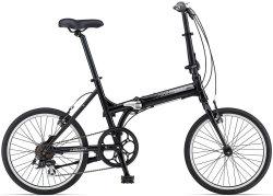 Велосипед Giant EXPRESSWAY 2 black-grey