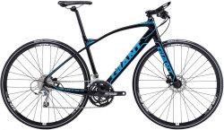 Велосипед Giant FASTROAD SLR 1 black
