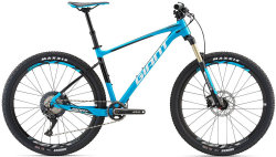 Велосипед Giant FATHOM 1 27,5 blue