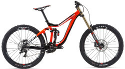 Велосипед Giant GLORY 2 27.5 red