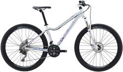 Велосипед Giant LIV TEMPT 2 27.5 white-blue