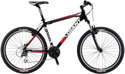 Велосипед Giant RINCON 26 black-red