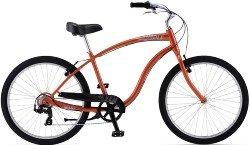 Велосипед Giant SIMPLE SEVEN orange