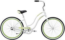Велосипед Giant SIMPLE SINGLE W white