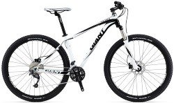 Велосипед Giant TALON 29'er 2 white-black