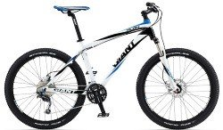 Велосипед Giant TALON 3 white-blue-black