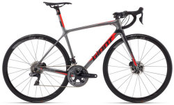Велосипед Giant TCR ADVANCED SL 0 DISC charcoal