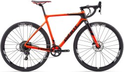Велосипед Giant TCX ADVANCED SX red