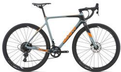 Велосипед Giant TCX ADVANCED SX grey-black