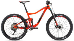 Велосипед Giant TRANCE 2 27,5 red