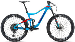 Велосипед Giant TRANCE ADVANCED 1 27,5 blue