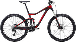 Велосипед Giant TRANCE ADVANCED 2 27.5 composite-red