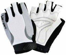 Велосипедные перчатки Giant VELOCITY WOMEN white-grey