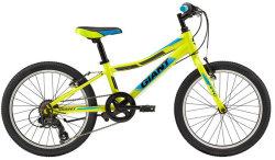 Велосипед Giant XTC JR 20 LITE yellow