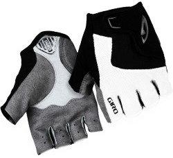 Велосипедные детские перчатки Giro BRAVO JR white-black