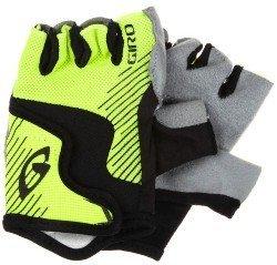 Велосипедные детские перчатки Giro BRAVO JR yellow