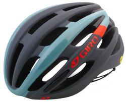 Велосипедный шлем Giro FORAY MIPS matte charcoal frost