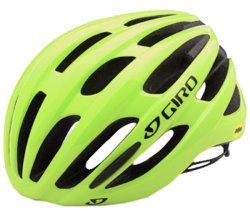 Велосипедный шлем Giro FORAY MIPS highlight-yellow