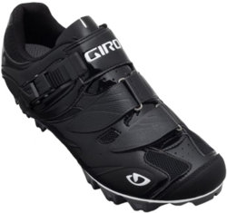 Велотуфли Giro MANTA black-white