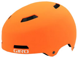 Велосипедный шлем Giro QUARTER FS matte vermillion