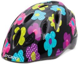 Велосипедный шлем Giro RASCAL black-fab-flowers