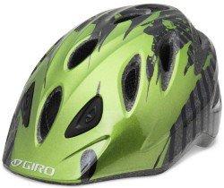 Велосипедный шлем Giro RASCAL black-green-dunk