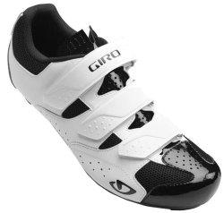 Велотуфли Giro TECHNE white-black