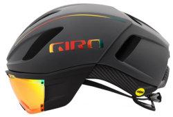Велосипедный шлем Giro VANQUISH MIPS grey firechrome