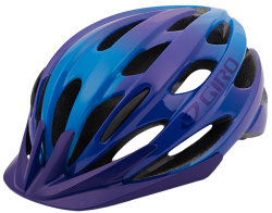 Велосипедный шлем Giro VERONA purple-blue fade