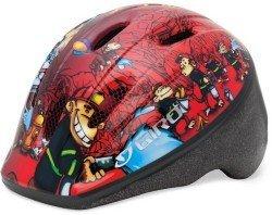 Велосипедный шлем Giro ME2 red-monkey