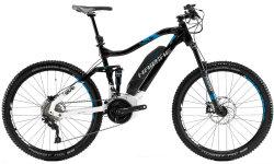 Велосипед Haibike SDURO FULLSEVEN LT 5.0 27,5 black-white-blue