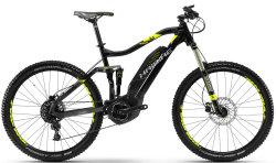 Велосипед Haibike SDURO FULLSEVEN LT 4.0 27,5 black-anthracite-lime