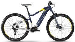 Велосипед Haibike SDURO HARDSEVEN 7.0 29 blue-citron-silver matt
