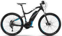 Велосипед Haibike SDURO HARDSEVEN 5.0 27,5 black-blue-white matt