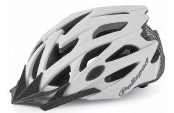 Велосипедный шлем Polisport TWIG white-carbon