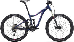 Велосипед Giant INTRIGUE 2 W 27.5 dark-blue