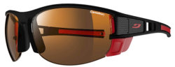 Очки Julbo MAKALU matt black-red