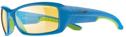 Очки Julbo RUN cyan-blue-green