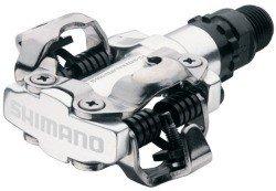 Контактные педали Shimano PD-M520 silver
