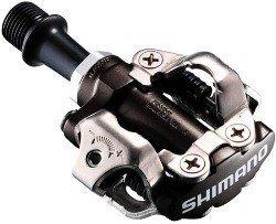Контактные педали Shimano PD-M540 black