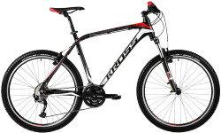 Велосипед Kross LEVEL A2 26 black shine