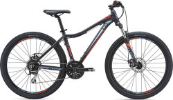 Велосипед LIV BLISS 1 27,5 dark-purple