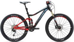 Велосипед LIV EMBOLDEN 2 27,5 black-red