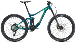 Велосипед LIV HAIL 2 27,5 teal-aqua-lime
