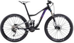 Велосипед LIV PIQUE 3 27,5 black-silver