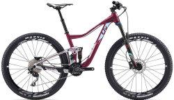 Велосипед LIV PIQUE 3 27,5 dark-red