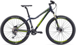 Велосипед Giant TEMPT 2 27.5 dark-blue