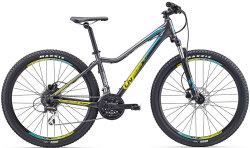 Велосипед Giant TEMPT 4 27.5 charcoal