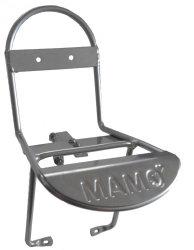 Багажник передний MAMO silver