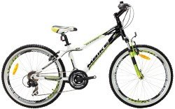 Велосипед MBIKE FITNESS 20 green